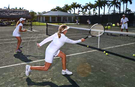 19 Clay Courts